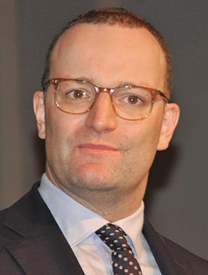 Jens Spahn. Bundesgesundheitsminister Jens Spahn will den Zusatzbeitragssatz bei 1,3% stabil halten. (Foto: © Runkel)