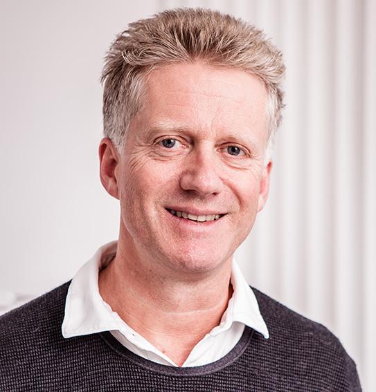 Prof. Michael Siebels aus Pasing vertritt die Interessen der Niedergelassenen im Vorstand der AUO. (Foto © privat)