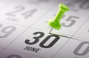 Corona-Sonderregelungen mindestens bis 30. Juni verlängert