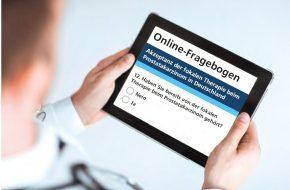 Die Fokale Therapie beim lokal begrenzten Prostatakarzinom in Deutschland