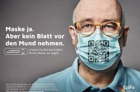 Bundestagswahl 2021: SpiFa-Kampagne für den Erhalt der fachärztlichen Freiberuflichkeit